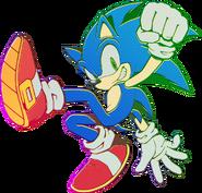 Sonic Channel June 2020 Sonic