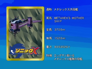 Sonic X karta 137