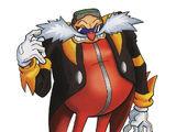 Doctor Eggman Nega (Pre-Super Genesis Wave)