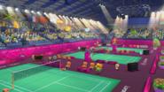 London - London Sports Arena - Badminton - Doubles