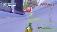 Mario Sonic Olympic Winter Games Gameplay 089