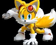 SonicBoom Tails Render