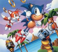 Sonic Chaos promo 2