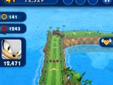 Seaside Hill Zone (Sonic Dash)