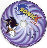 Sonic X Volume 1 AUS DVD