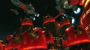 Space armada cannons