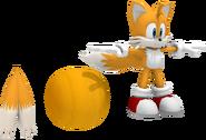 Speed Battle Model Tails