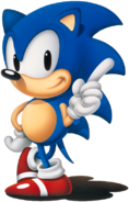 StH Sonic the Hedgehog