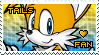 Tails stamp