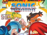 Archie Sonic the Hedgehog Issue 274