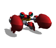 Crabmeat (Sonic Dash)