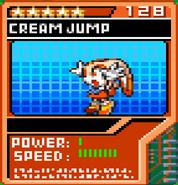 Cream Jump karta