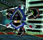 Laser Hornet