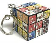 SonicBattle RubiksCubeKeychain