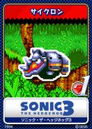 Sonic 3 karta 1