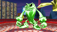 Sonic Heroes - Metal Vector