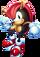 Mighty the Armadillo (Mundo de Classic Sonic)