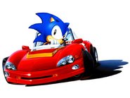 Sonic Screen Saver stock 29