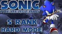 Sonic The Hedgehog 2006 - Sonic White Acropolis - Hard Mode S Rank-0