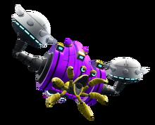 Big Chaser de Sonic Colors
