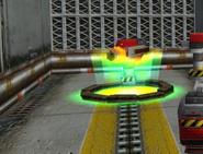 Laser Blaster Eggman