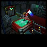 Sonic Adventure Credits (Gamma 01)