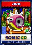 Sonic CD karta 6
