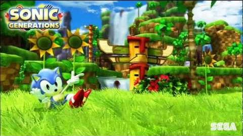 Sonic Generations - For True Story