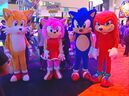 Sonic at E3 1999 1