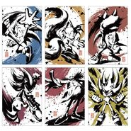 Sumi-eSupersonicNeedle CanvasArtCollection