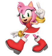 Amy Rose Lost World