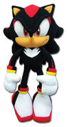GE Shadow the Hedgehog plush