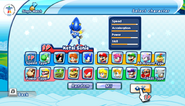 Mario Sonic Olympic Winter Games Characer Select 01