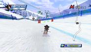 Mario Sonic Olympic Winter Games Gameplay 009