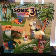 McDonald's Sonic 3 promotion