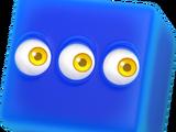 Niebieski Wisp