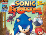 Sonic Boom (comic series)