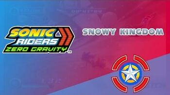 Snowy Kingdom - Sonic Riders Zero Gravity
