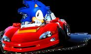 Sonic Drift Sonic Cyclone