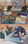 Sonic X issue 35 page 3