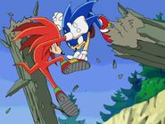 Sonic vs Knuckles ep5-300px
