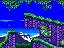 Azure lake level icon