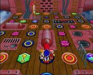 Fire Bird Sonic Shuffle