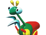 Robot Mantis