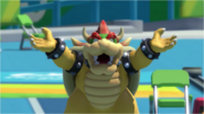Mario & Sonic at the Rio 2016 Olympic Games - Bowser Triple Jump