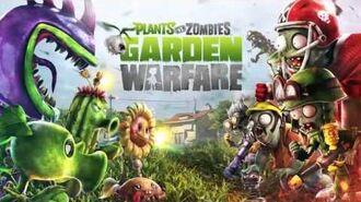 Plants vs. Zombies Garden Warfare Music - PVZ March ☿ HD ☿