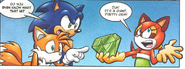 Sonic, Tails and Marine