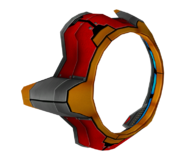 Sonic 06 Model Dash Ring