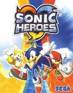 Sonic Heroes EU