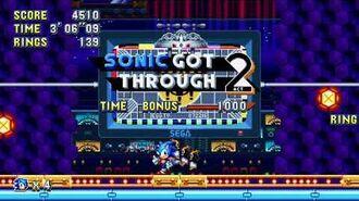 Sonic Mania Boss 6 - Weather Globe